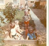 Children playing at wilburton