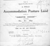 Sale of land - lot 2