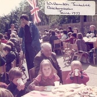 Wilburton Silver Jubilee celebrations