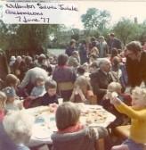 Wilburton Silver Jubilee celebrations.