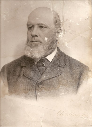 Oliver Claude Pell, who died in 1891.