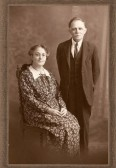 Edith (nee Warren) and Josiah Sulman