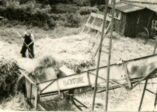 Unloading sheaves