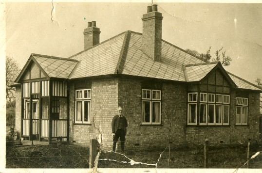Mr Uffendill's Bungalow Clarkes Lane
