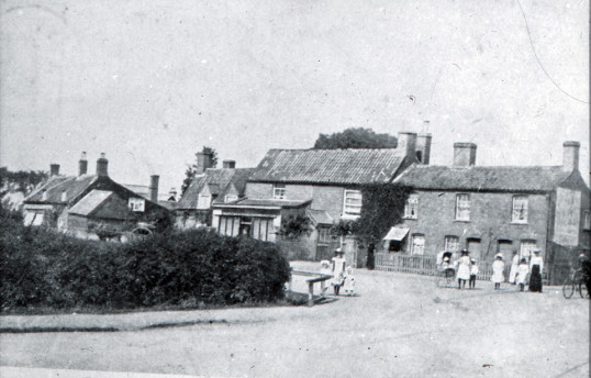 The Hill, Wimblington