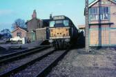 Wimblington Station 1968