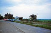 Wimblington Station Dismantling Signal Box