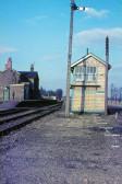 Wimblington Station Signal Box 1968