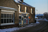 Butcher's Shop in Norfolk Street