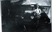 James Baker's Van Model T Ford