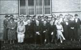 Methodist Church Congregation 1935