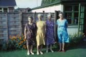 Wimblington Bowls Club Lady Members 1967