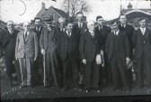 Wimblington Bowls Club Opening