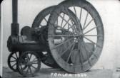 Fowler Steam Engine 1884