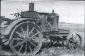 Saunderson Tractor c1925