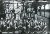 Wimblington Football Team 1922-23 Season