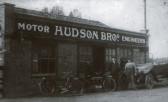 Hudson's Garage 1926