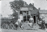 Hudson Bros Cycle Shop 1907