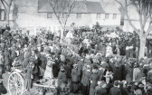 Funeral of Mrs Farnham and Her Four Children 1896