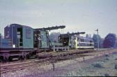 Removing Railway Lines 1969