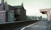 Wimblington Railway Station 1968