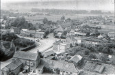 Wimblington from Church Steeple Looking North 1957