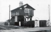 Bridge Lane Level Crossing and Railway House