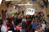 Queen's Diamond Jubilee Afternoon Tea at Wimblington