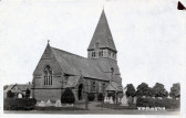 Wimblington Church c1930