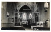 Wimblington Church - Paraffin Lights c1930
