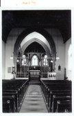 Wimblington Church - Electric Lights c1930