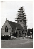 Wimblington Church 1957