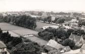 Wimblington from the Church Steeple 1957