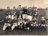 Wimblington Old Boys football team 1938/39