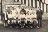 Wimblington Old Boys football team 1935