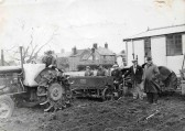 Potato Planting Addison Road c1955