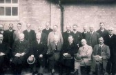 Wimblington School Governors 1927