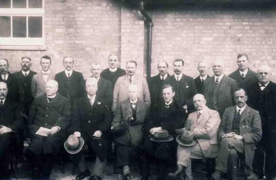 Wimblington School Governors 1927