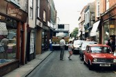 Wisbech, Norfolk Street, noted by many as one of the most dangerous streets in the Town.