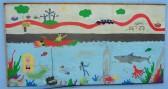 Fenland Schools Art project 12 around Wisbech Port Development.