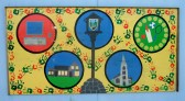 Fenland Schools Art project 13 around Wisbech Port Development.
