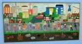 Fenland Schools Art project 17 around Wisbech Port Development.