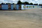Wisbech Port Development. Fenland School Art project around site. Photo Owen Smithers