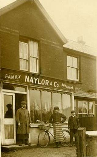 Naylor & Co.,  Emneth Butchers shop?