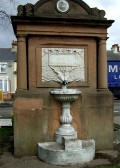 Wisbech Water Memorial Lynn Road.Copyright Owen Smithers