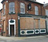 The Wisbech Arms Public House.Copyright Owen Smithers