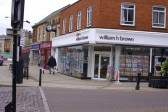 Wisbech Corner of High St that's seen so many changes in 30 years. Copyright Owen Smithers