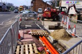 Wisbech Port Development 33b.DeHaviland Rd junction Traffic Light Installation.