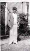 Mr Charlie Pate  age 60 who played cricket for Witcham