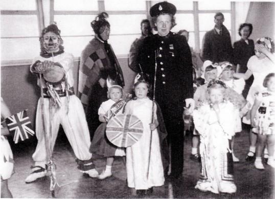 Coronation  1953- Fancy Dress